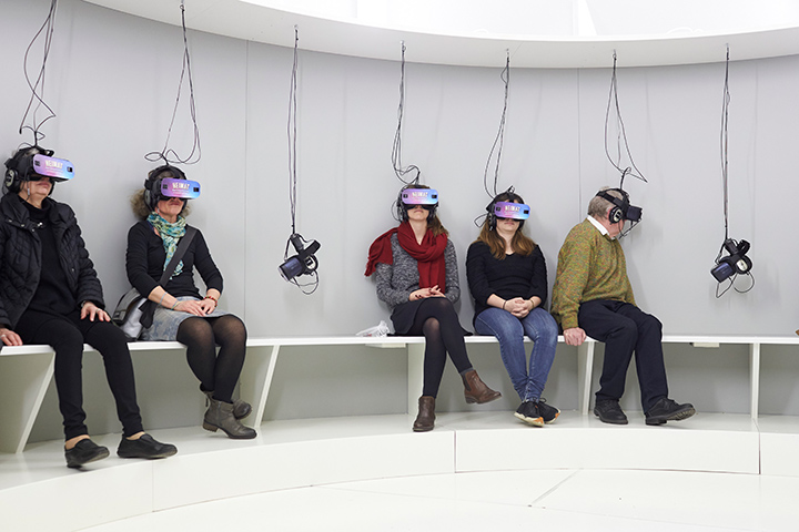 Heimat VR Space Experience