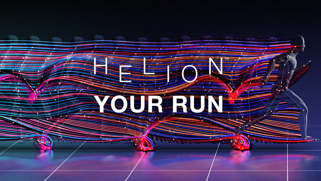 ON Helion Your Run Promo